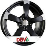 DBV Torino II 6.5x15 ET35 4x100 63.3