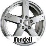 Rondell 0222 7.5x17 ET46 5x112 70.4