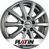 Platin P69 6.5x16 ET40 4x100 63.4