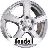 Rondell 0224 7x17 ET48 5x112 70.4 H2