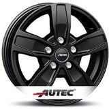 Autec Quantro 6.5x16 ET51 5x120 65.1