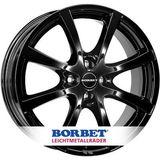 Borbet LV4 6.5x15 ET20 4x108 64.1