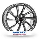 Borbet Design VTX 8x18 ET38 5x115 70.27