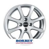 Borbet LV4 5.5x14 ET35 4x100 64