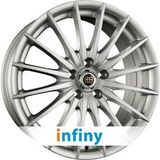 Infiny Speed 7x16 ET25 4x108 65.1
