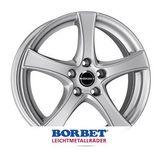 Borbet Design F2 6x16 ET45 5x114.3 72.5