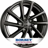 Borbet Design V 7x16 ET48.5 5x112 57.1