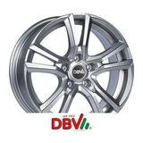 DBV Andorra 7.5x17 ET38 5x114.3 74.1