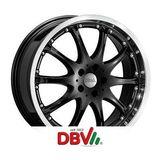 DBV Australia 7.5x16 ET35 4x100 63.3