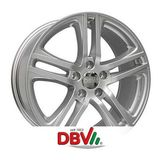 DBV Mauritius 8x17 ET35 5x112 74.1