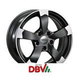DBV Torino II 8.5x19 ET30 5x112 66.6