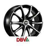 DBV Tropez 6.5x16 ET50 5x112 66.6