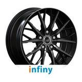 Infiny Spike 7.5x17 ET35 5x108 73.1