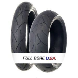 Full Bore USA M-1 190/50 ZR17 73W DOT 2014, Rear