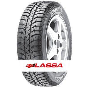 Lassa Iceway 195/65 R15 91T Dygliuotos