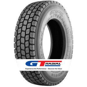 pneu gt radial gdr619 pneu camion centrale pneus. Black Bedroom Furniture Sets. Home Design Ideas