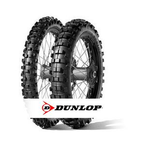 Dunlop Geomax Enduro 120/90-18 65R TT, Trasero