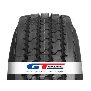 Tyre GT-Radial GT276, heavy truck tyres - Tyre Leader