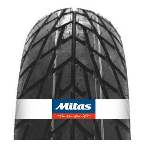Mitas MC-20 Monsum 120/90-10 57L M+S, Front/Rear