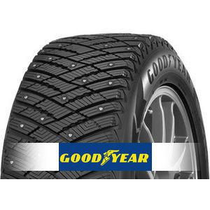 Goodyear Ultra Grip ICE Arctic SUV 255/50 R19 107T XL, MFS, Dygliuotos, 3PMSF