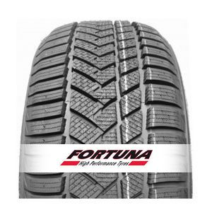 Fortuna Winter UHP 215/55 R17 98V XL, 3PMSF