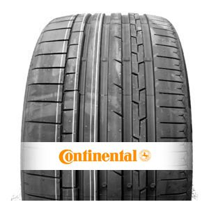Continental SportContact 6 295/35 ZR19 104Y DOT 2015, XL, RO1