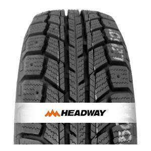 Headway HW501 185/60 R14 82T Studdable, 3PMSF, Nordischen Winterreifen
