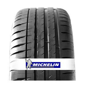 Michelin Pilot Sport 4 295/40 ZR19 108Y DOT 2017, XL, FSL, N0, ZR