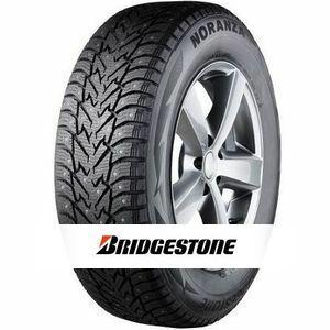 Bridgestone Noranza 001 205/55 R16 94T XL, Con clavos