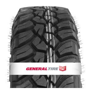 General Grabber X3 P.O.R XL FR M+S 255//55R19 111Q Summer Tire