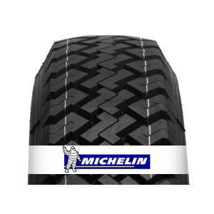 Michelin XZT 8.5R17.5 121/120L M+S