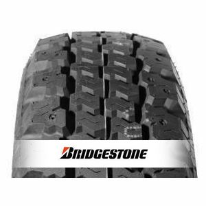 Bridgestone RD 713 155R12C 88/86N 8PR, 3PMSF