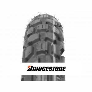 Bridgestone Trail Wing TW301 80/100-21 51P TT, Front