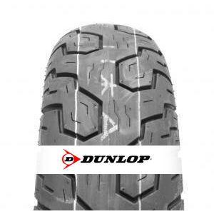 Dunlop K555 170/80-15 77H WWW, TL/TT, Aizmugurējā, Honda vT 1100 c3