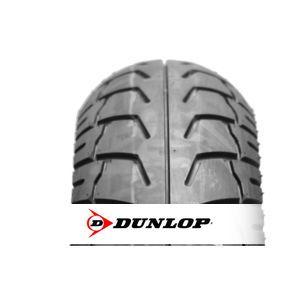 Dunlop K701 120/70 R18 59V Voorband, Kawasaki 1000 GTR (1994)
