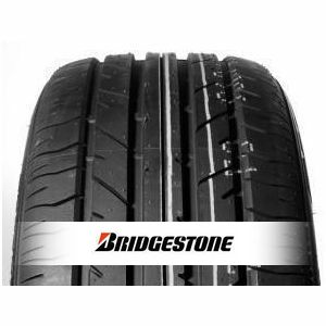 Bridgestone Potenza RE040 245/40 ZR18 DOT 2014, Run Flat