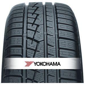 Yokohama W.drive 235/55 R20 102V RPB, 3PMSF
