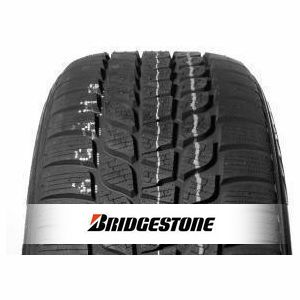 Bridgestone Blizzak LM-25 245/45 R18 96V DOT 2017, Run Flat