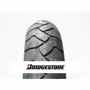 Bridgestone Battle Wing BW501 110/80 R19 59H DOT 2016, Delantero