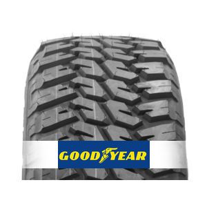 Goodyear Wrangler MT/R band