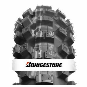 Bridgestone Moto Cross M404 90/100-14 49M TT, NHS