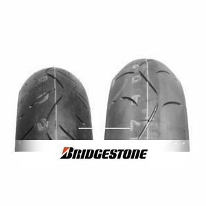Bridgestone Battlax BT-003 Racing Street 190/50 ZR17 73W DOT 2015, XL, Achterband