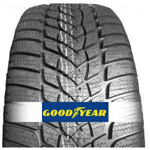 Goodyear Ultra Grip Performance 2 205/50 R17 89H DOT 2013, Run Flat