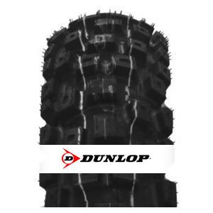 Dunlop Geomax MX71A 120/80-19 63M TT, NHS, Rear