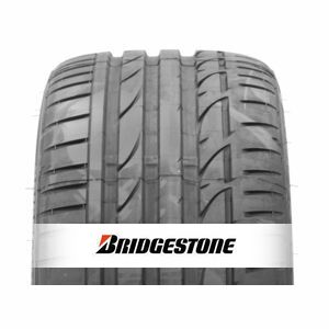 Bridgestone Potenza S001 225/50 R17 94W XL, Run Flat