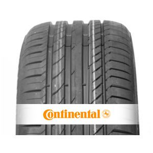 Continental ContiSportContact 5 275/50 R20 109W DOT 2015, DEMO