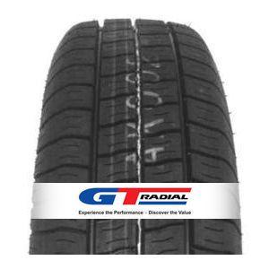 GT-Radial Kargomax ST-6000 195/70 R15C 104/102N 8PR, M+S, Trailer ONLY