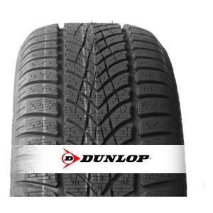 Dunlop SP Winter Sport 4D 295/40 R20 106V DOT 2017, N0, 3PMSF