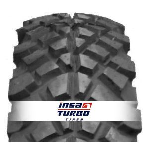 Insa Turbo Sahara MT 215/75 R15 100S Remanufacturé