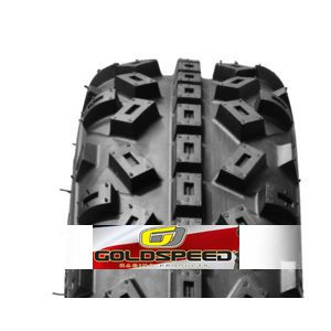 Goldspeed Tyres SXM948 Supercross 20X6-10 22J Red, NO E-mark